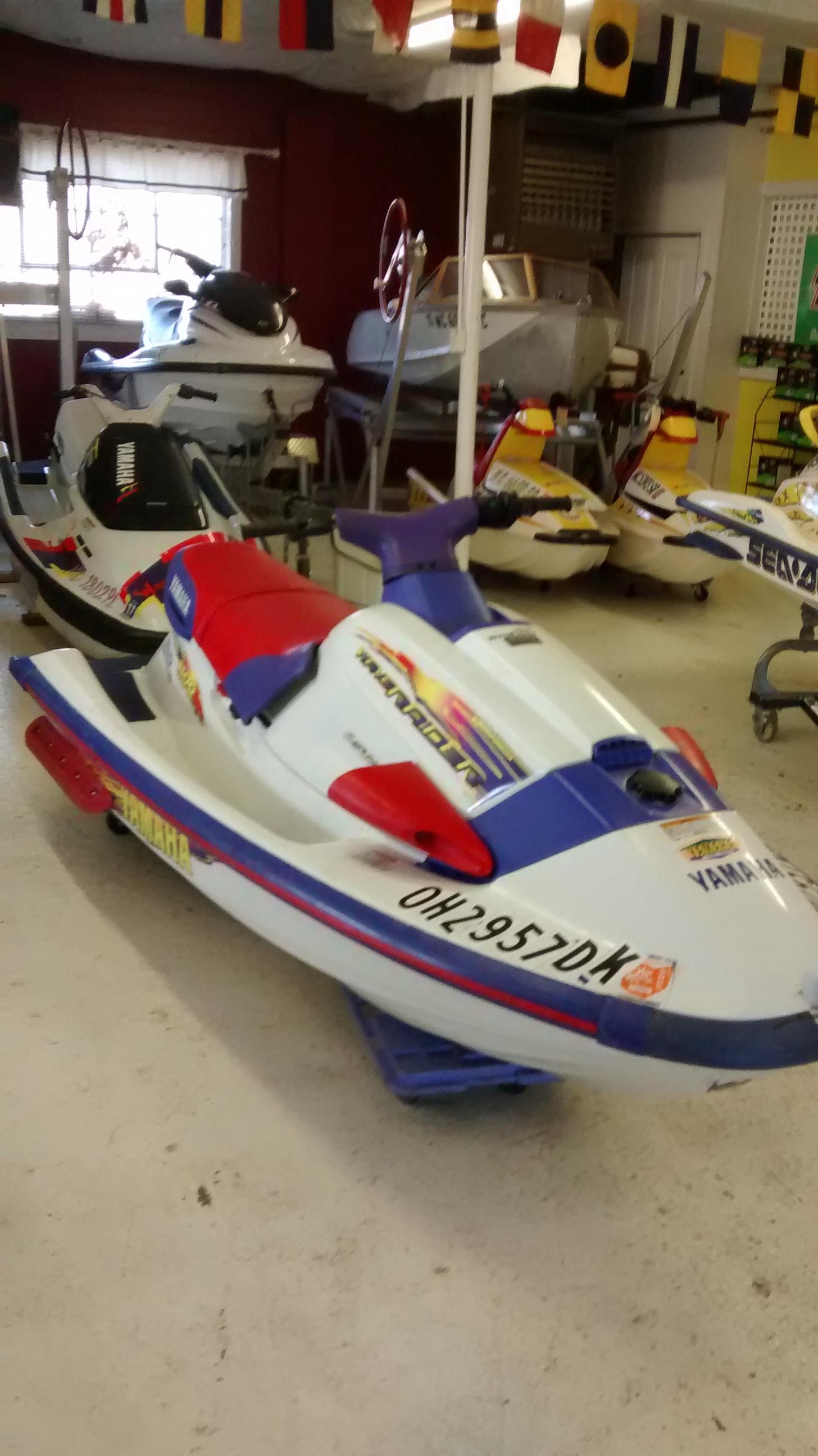 Used jet skis richland mi genes marine and power for Yamaha jet skis