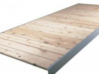 4Ever Aluminum Cedar Boardwalk