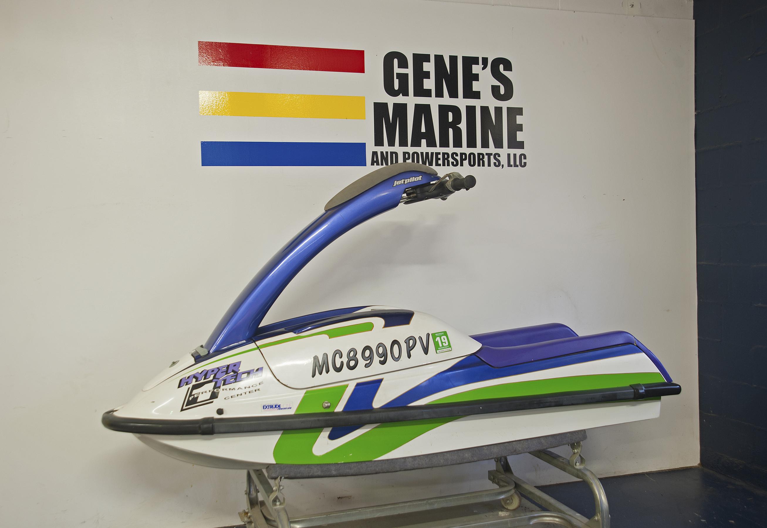 Used Jet Skis | Richland, MI: Genes Marine and Power Sports, LLC