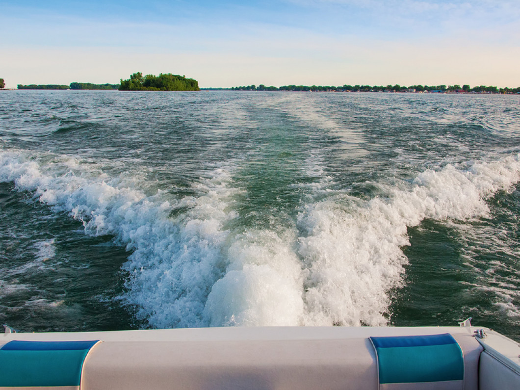 Are you looking to get back on the lake, but your vessel isn't ready?